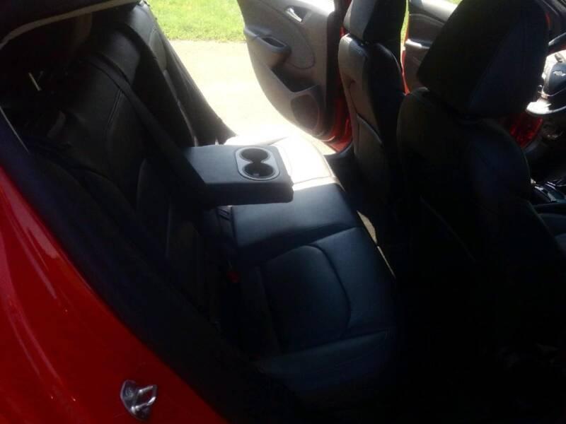 2017 Chevrolet Cruze Premier Auto 4dr Hatchback - Mt.Pleasant PA
