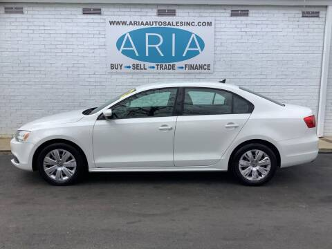 2014 Volkswagen Jetta for sale at ARIA  AUTO  SALES in Raleigh NC