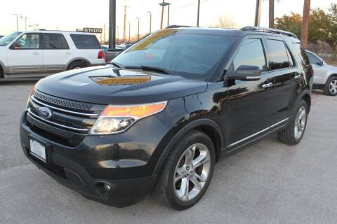 2015 Ford Explorer for sale at Flash Auto Sales in Garland TX