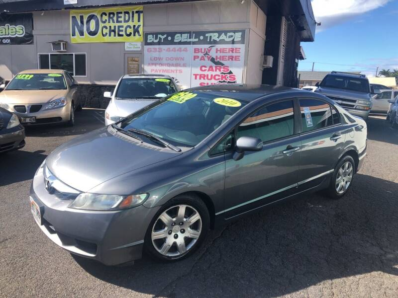 2010 Honda Civic for sale at Ohana Auto Sales in Wailuku HI