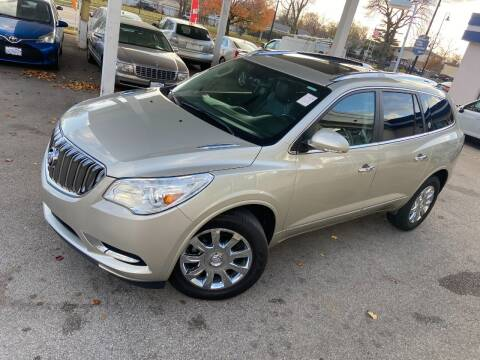2016 Buick Enclave for sale at Car Stone LLC in Berkeley IL