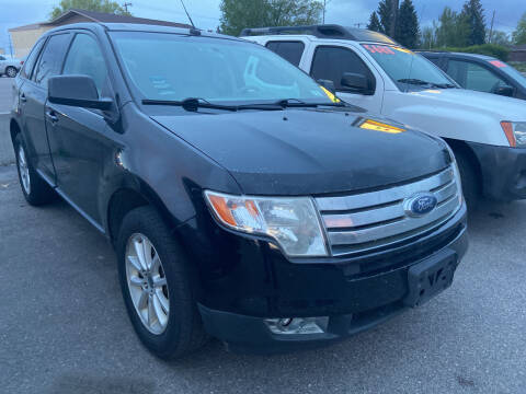 2007 Ford Edge for sale at BELOW BOOK AUTO SALES in Idaho Falls ID