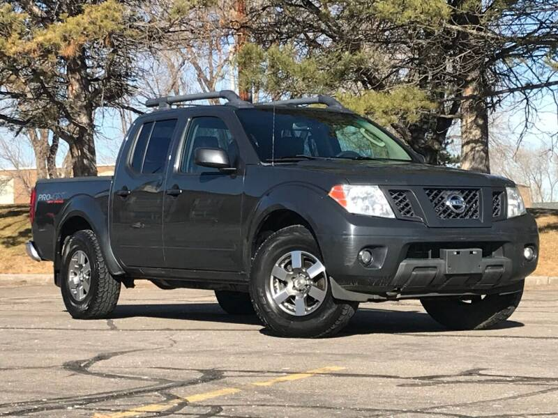 2011 Nissan Frontier for sale at Used Cars and Trucks For Less in Millcreek UT