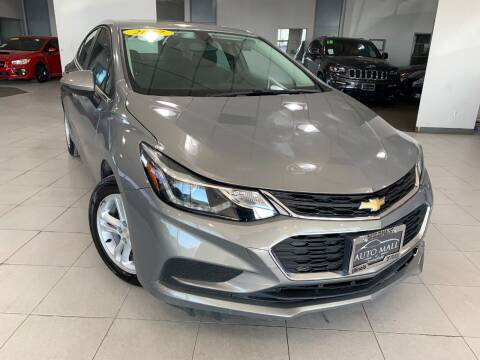 2017 Chevrolet Cruze for sale at Auto Mall of Springfield in Springfield IL