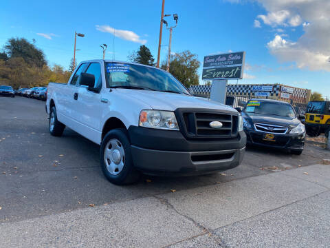 2007 Ford F-150 for sale at Save Auto Sales in Sacramento CA