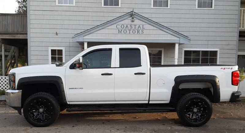 2015 Chevrolet Silverado 2500HD for sale at Coastal Motors in Buzzards Bay MA