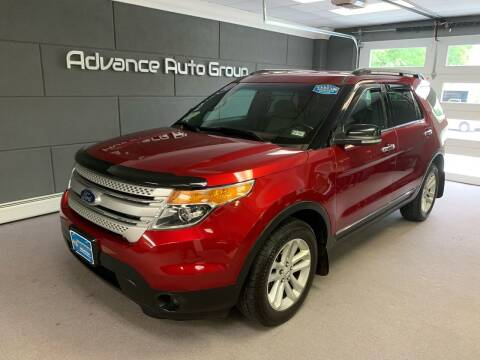2013 Ford Explorer for sale at Advance Auto Group, LLC in Chichester NH
