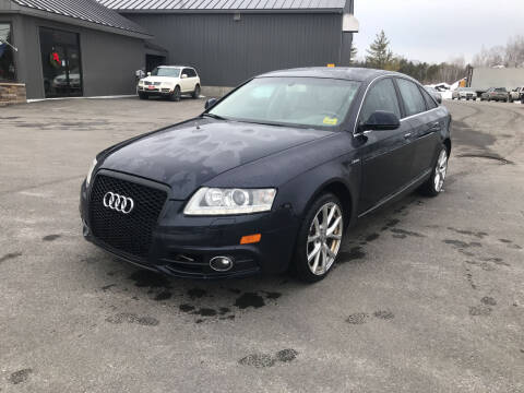 2011 Audi A6 for sale at eurO-K in Benton ME