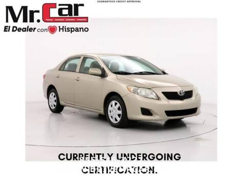 2009 Toyota Corolla for sale at Mr. Car LLC in Brentwood MD