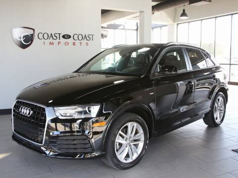 2018 Audi Q3 for sale at Coast to Coast Imports in Fishers IN