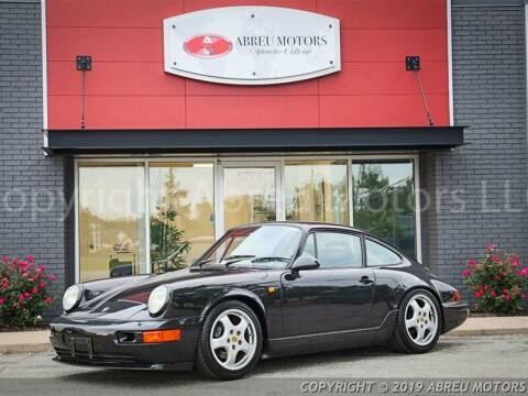 1990 Porsche 911 for sale at Abreu Motors in Carmel IN
