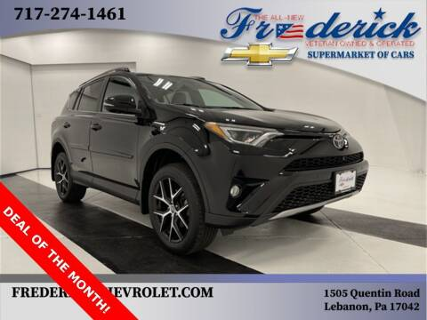 2018 Toyota RAV4 for sale at Lancaster Pre-Owned in Lancaster PA
