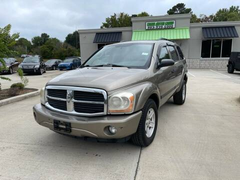 2006 Dodge Durango for sale at Cross Motor Group in Rock Hill SC