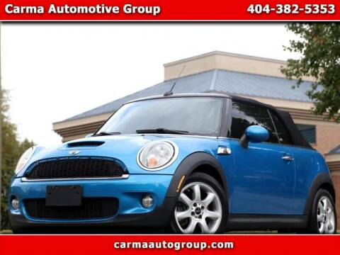 2010 MINI Cooper for sale at Carma Auto Group in Duluth GA