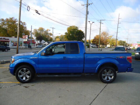 2010 Ford F-150 for sale at Tom Cater Auto Sales in Toledo OH