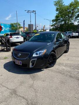 2012 Buick Regal for sale at AutoBank in Chicago IL