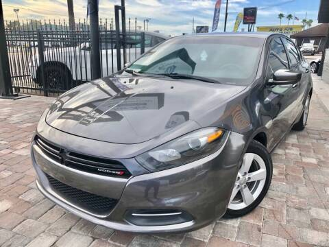 2016 Dodge Dart for sale at Unique Motors of Tampa in Tampa FL