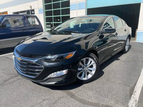 2021 Chevrolet Malibu for sale at Best Auto Group in Chantilly VA