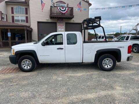 2013 Chevrolet Silverado 1500 for sale at Upstate Auto Sales Inc. in Pittstown NY
