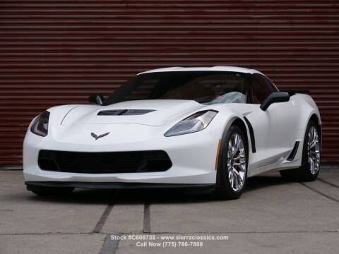 2015 Chevrolet Corvette for sale at Sierra Classics & Imports in Reno NV