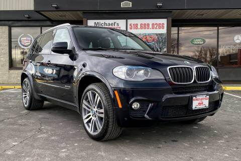 2012 BMW X5 for sale at Michaels Auto Plaza in East Greenbush NY
