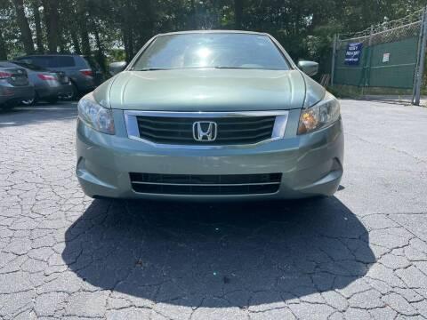 2009 Honda Accord for sale at BIOS AUTO Used Car Sales in Atlanta GA