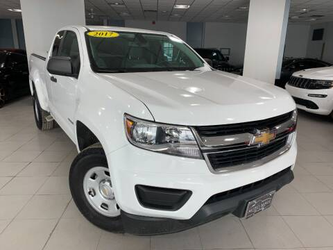 2017 Chevrolet Colorado for sale at Auto Mall of Springfield in Springfield IL