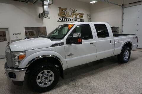 2014 Ford F-250 Super Duty for sale at Elite Auto Sales in Idaho Falls ID
