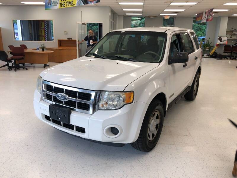 2008 Ford Escape for sale at Grace Quality Cars in Phillipston MA