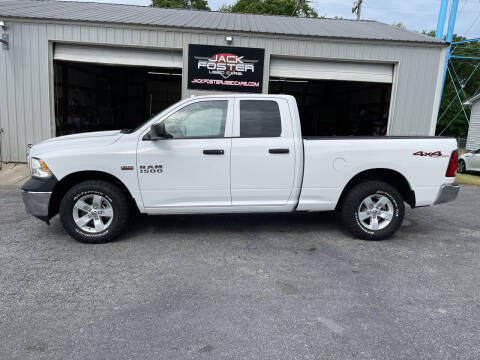 2015 RAM Ram Pickup 1500 for sale at Jack Foster Used Cars LLC in Honea Path SC