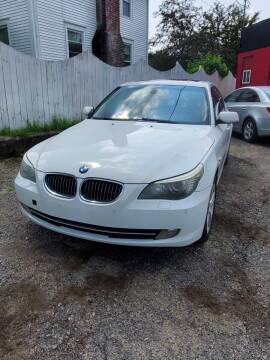 2010 BMW 5 Series for sale at Wrights Auto Sales and Repair in Dolgeville NY