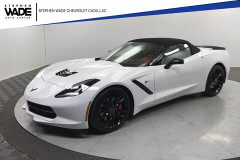 2014 Chevrolet Corvette for sale at Stephen Wade Pre-Owned Supercenter in Saint George UT