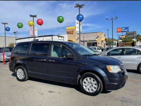 2008 Chrysler Town and Country for sale at MILLENNIUM CARS in San Diego CA