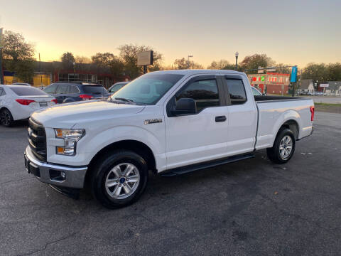 2017 Ford F-150 for sale at BWK of Columbia in Columbia SC