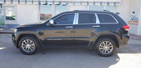 2014 Jeep Grand Cherokee for sale at HomeTown Motors in Gillette WY