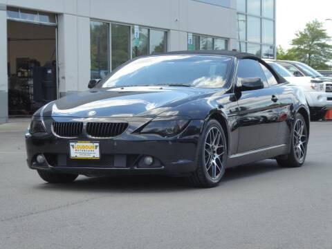 2007 BMW 6 Series for sale at Loudoun Motor Cars in Chantilly VA