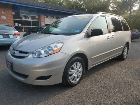 2007 Toyota Sienna for sale at CENTRAL GROUP in Raritan NJ