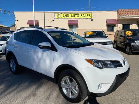 2013 Toyota RAV4 for sale at HEILAND AUTO SALES in Oceano CA
