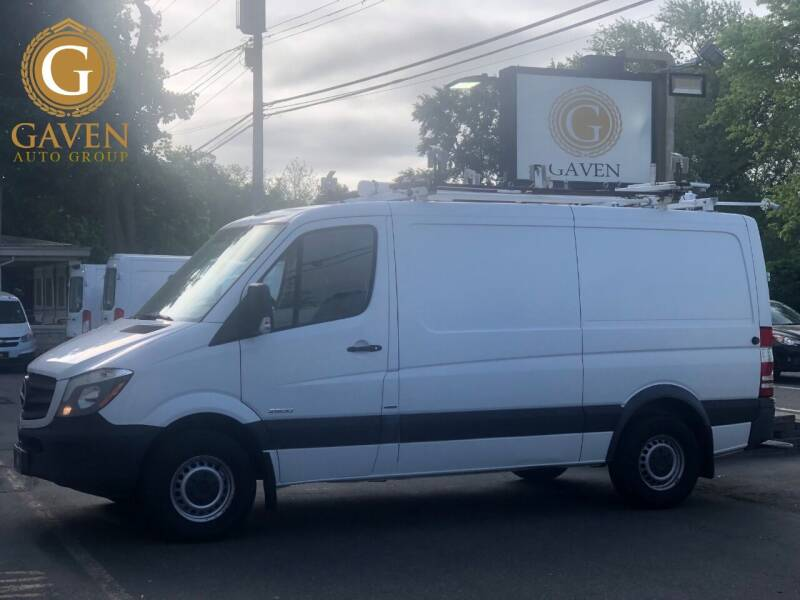 2015 Mercedes-Benz Sprinter Cargo for sale at Gaven Auto Group in Kenvil NJ