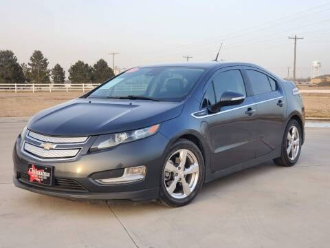2013 Chevrolet Volt for sale at Chihuahua Auto Sales in Perryton TX