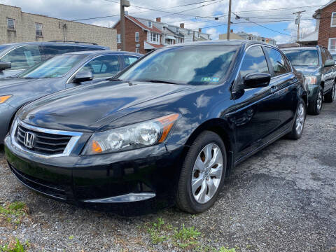 2010 Honda Accord for sale at Centre City Imports Inc in Reading PA
