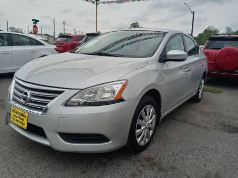 2014 Nissan Sentra for sale at Pasadena Auto Planet in Houston TX