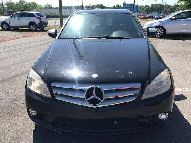2009 Mercedes-Benz C-Class for sale at Family Auto Cars Inc in Charlotte NC