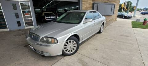 2004 Lincoln LS for sale at Car Planet Inc. in Milwaukee WI