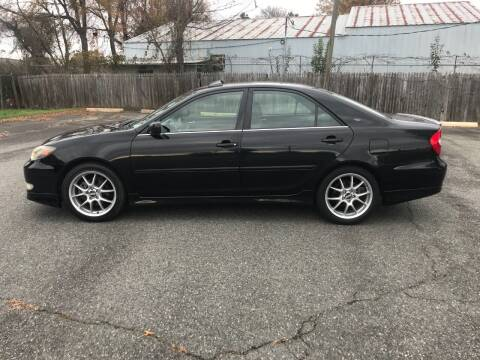 2004 Toyota Camry for sale at Mike's Auto Sales of Charlotte in Charlotte NC