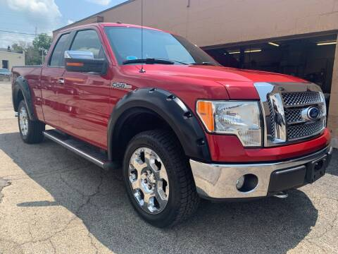 2010 Ford F-150 for sale at Martys Auto Sales in Decatur IL