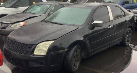 2006 Ford Fusion for sale at D & J AUTO EXCHANGE in Columbus IN