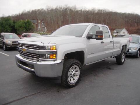 2017 Chevrolet Silverado 2500HD for sale at 1-2-3 AUTO SALES, LLC in Branchville NJ