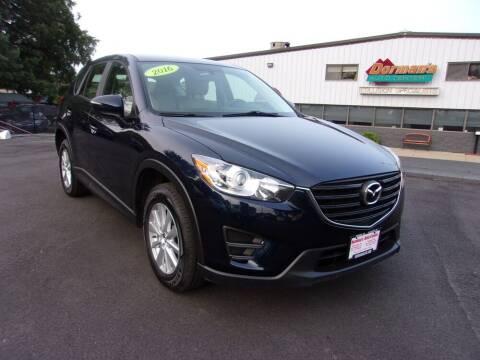 2016 Mazda CX-5 for sale at Dorman's Auto Center inc. in Pawtucket RI
