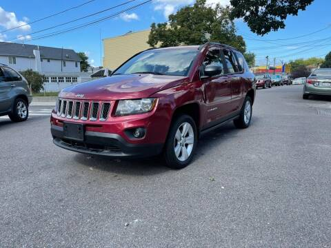 2014 Jeep Compass for sale at Kapos Auto, Inc. in Ridgewood NY